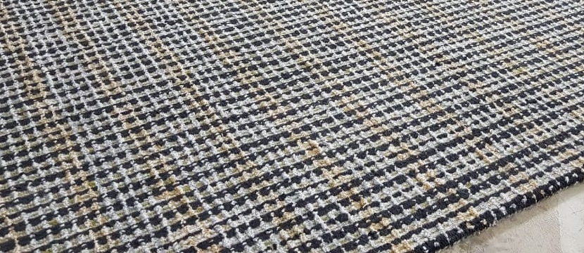 Thurston Wool HT 550 area rug detail, custom Jagra collection by J. Leigh Carpets